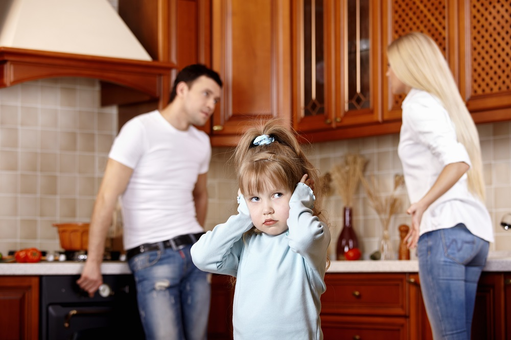Contested vs. Uncontested Divorce in California - Child Custody